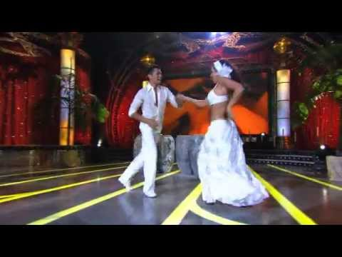Martha Julia y Paul Barris Bailan: Semana 5! (Mi Sueño Es Bailar)