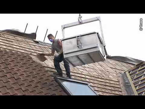 Entrepreneurs toitures - Toitures Vito Bruxelles