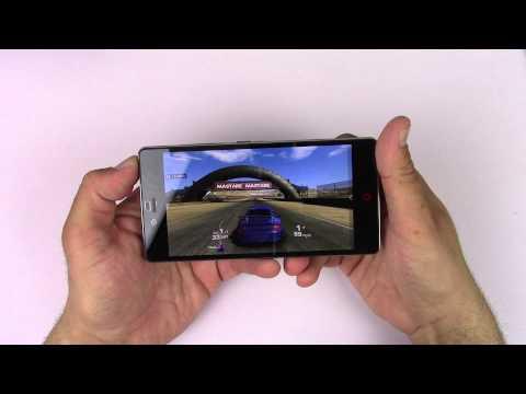 Nubia Z9 Mini test gaming Real Racing 3 by GizChina.it