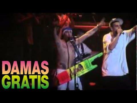 Damas Gratis   Cumbia Callejera ( con Dante Spineta ) Luna Park