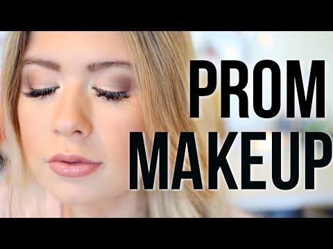 Natural Prom Makeup Look | Full Face