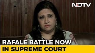 ANI Editor Smita Prakash To NDTV On Dassault CEO Interview - NDTV