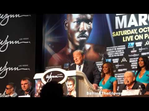 Orlando Cruz vs Orlando Salido Final Press Conference