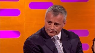 Matt LeBlanc on the new series of Top Gear – The Graham Norton Show: Preview - BBC One - BBC