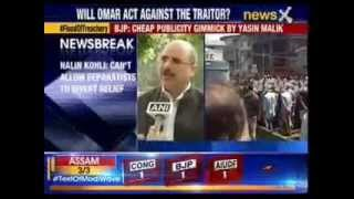 Nalin Kohli: Can't allow separatists to divert relief - NEWSXLIVE