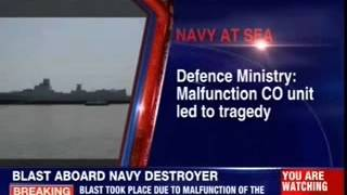 One killed onboard INS Kolkata - NEWSXLIVE