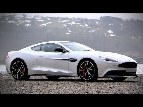 Testing Out The Aston Martin Vanquish - Fifth Gear