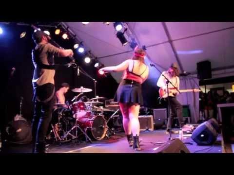 Bunny & Clyde - FKK - Concert à la Fête de la Musique de Neuchâtel