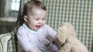 Kate Middleton, Princess Charlotte | New Photos Released - ABCNEWS