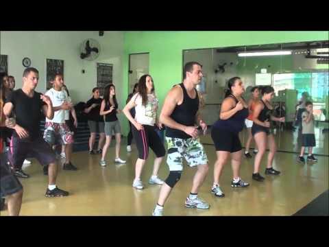 Dança do Arrocha (Zé Ricardo e Thiago) - Academia Golfinhos