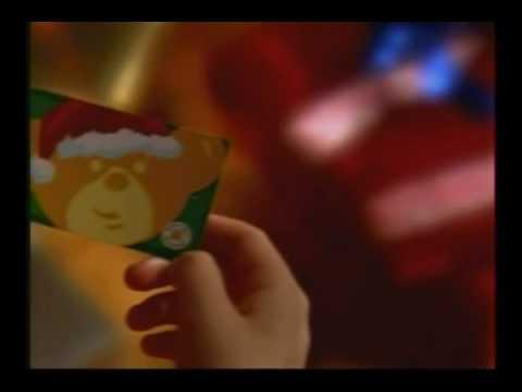 Build-A-Bear Christmas Commercial