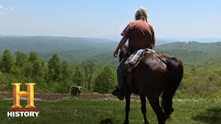 Mountain Men: Eustace Keeps It Wild (Season 7, Episode 16) | History - HISTORYCHANNEL