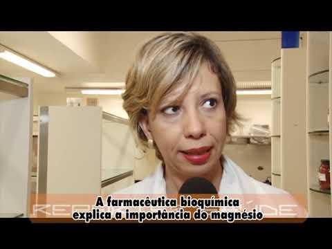 Magnésio e Remédios Manipulados - Repórter Saúde TV Cidade de Maringá