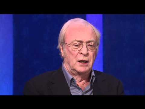 Michael Caine puts Rob Brydon and Steve Coogan to shame