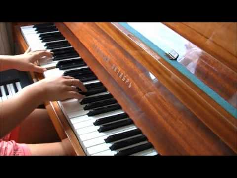 Alexandra Stan - Lemonade (Piano Version)