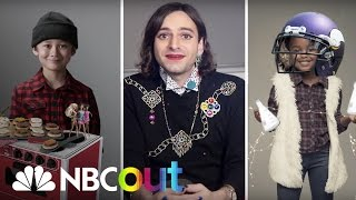 How To Buy Gender-Affirming Holiday Gifts | Queer 2.0 | NBC Out - NBCNEWS
