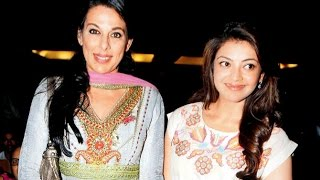 Pooja Bedi And Kajal Aggarwal Looking Gorgeous At Alert India NGO Event - THECINECURRY