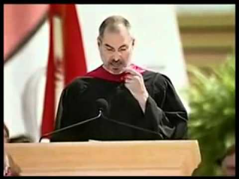 Steve Jobs - Stanford Commencement Speech -rXnChrXCsyM