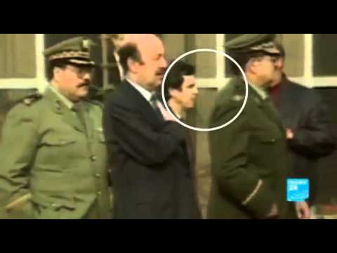 GENERAL MOHAMED MEDIENE CALLED TOUFIK THE MYSTERIOUS MAN OF ALGERIA-1992
