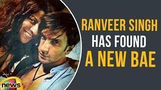 Ranveer Singh Has Found A New Bae On The Sets Of Gully Boy | Bollywood | Mango News - MANGONEWS