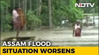 Flash Floods Kill 17 In 4 Days, Situation Unchanged In Assam - NDTV