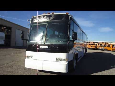 Used Wheelchair Coach - 1998 MCI 102DL3 47 Passengers With Wheelchair Lift C50654