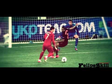 Cristiano Ronaldo - Portugal Hope - Goals &amp; Skills | 2011-2012