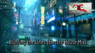 Royalty Free Blurring the Lines [Electro House Mix]:Blurring the Lines [Electro House Mix]