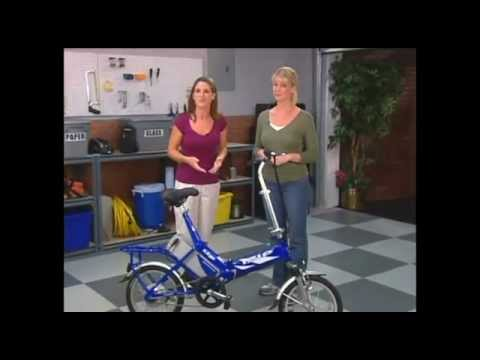 EZ-Go Folding Electric Bike