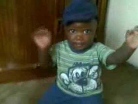 YOUNG MR T DANCING TO MACHESO MUSIC