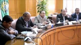 بالفيديو..محافظ الإسماعيلية لرؤساء المراكز: خدماتكم للمواطنين حبر علي ورق