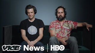 The Killers New Music Corner Ep. 1: VICE News Tonight (HBO) - VICENEWS