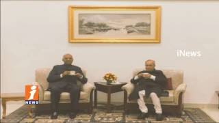 PM Modi Letter Touches To Pranab Mukherjee Hear On His Last Day | iNews - INEWS