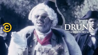 Drunk History - Washington's Army Shapes Up - COMEDYCENTRAL