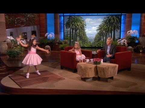 Sophia Grace & Rosie on Their Dream Jobs