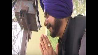 "Namaste Bharat: Trouble for Sidhu as Pakistan says, ""no formal meeting with India on Karta - ABPNEWSTV"