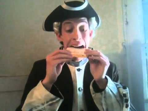 Benjamin Franklin's Pop Tart Challenge