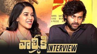 Valmiki Interview | Varun Tej | Mirnalini Ravi - TFPC