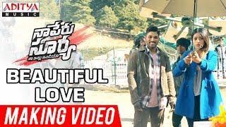 Beautiful Love Making Video | Naa Peru Surya Naa Illu India Songs | Allu Arjun, Anu Emannuel - ADITYAMUSIC