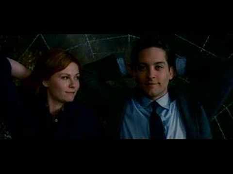 Spider-Man 3 Romantic Night Clip