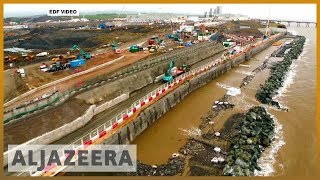 🇬🇧 'Radioactive mud' dumping alarms activists in Wales and England l Al Jazeera English - ALJAZEERAENGLISH