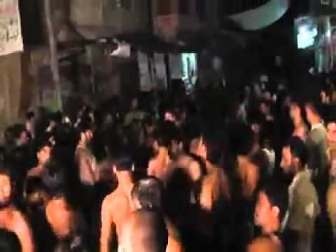 BEST PURSA MATAM E HUSSAIN (2014) in LAHORE