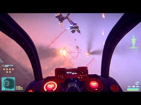 PlanetSide 2 Empires at War E3 2012 Trailer