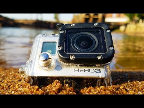 Found GoPro Camera Lost 3 Weeks Ago! (Reviewing the Footage)