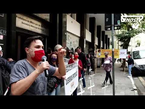 Entidades de trabalhadores e movimentos populares reivindicam da gestão Covas transparência e transmissão online de Mesa Técnica