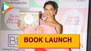 Deepika Padukone at the Launch of the Book The Dot That Went For A Walk | Part 3 - HUNGAMA