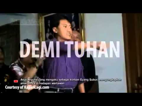 Arya Wiguna-Demi Tuhan (The Best) Bencana Alam