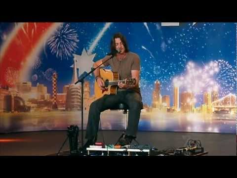 Young Man - Johnny Taylor - Australia's Got Talent 2012