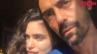 Arjun Rampal makes his relationship OFFICIAL with Gabriella Demetriades? | Bollywood Gossip - ZOOMDEKHO