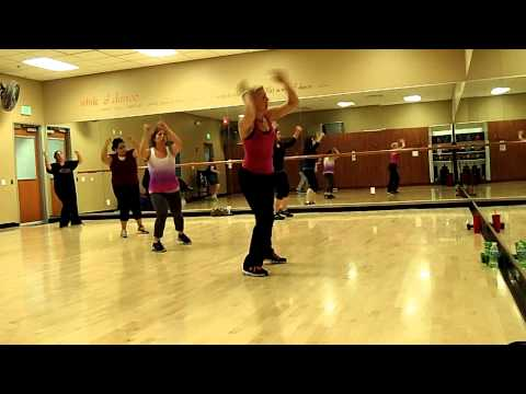 Zumba Warm Up- Rock This Party by Bob Sinclair